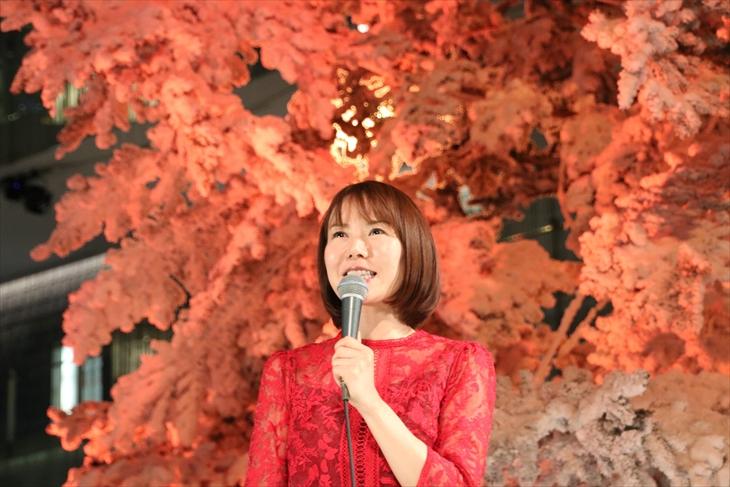 両親とファン、関係者への感謝を語った半崎美子