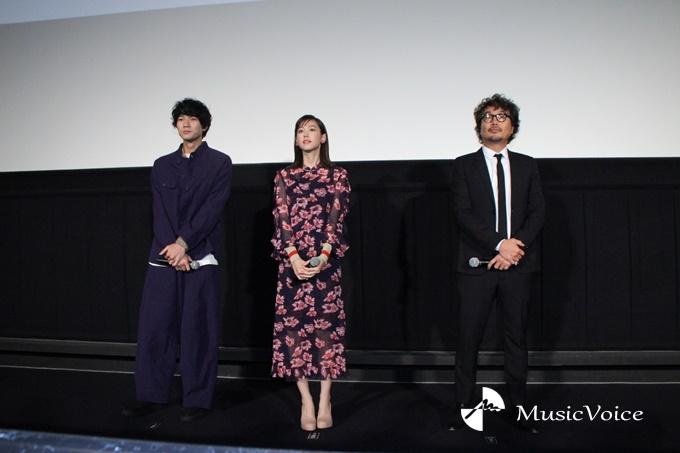清原翔と桐谷美玲と三木康一郎監督