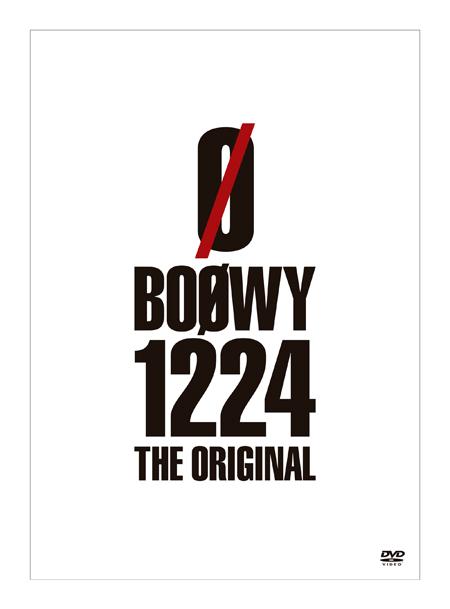 BOOWY『BOOWY 1224 -THE ORIGINAL-』
