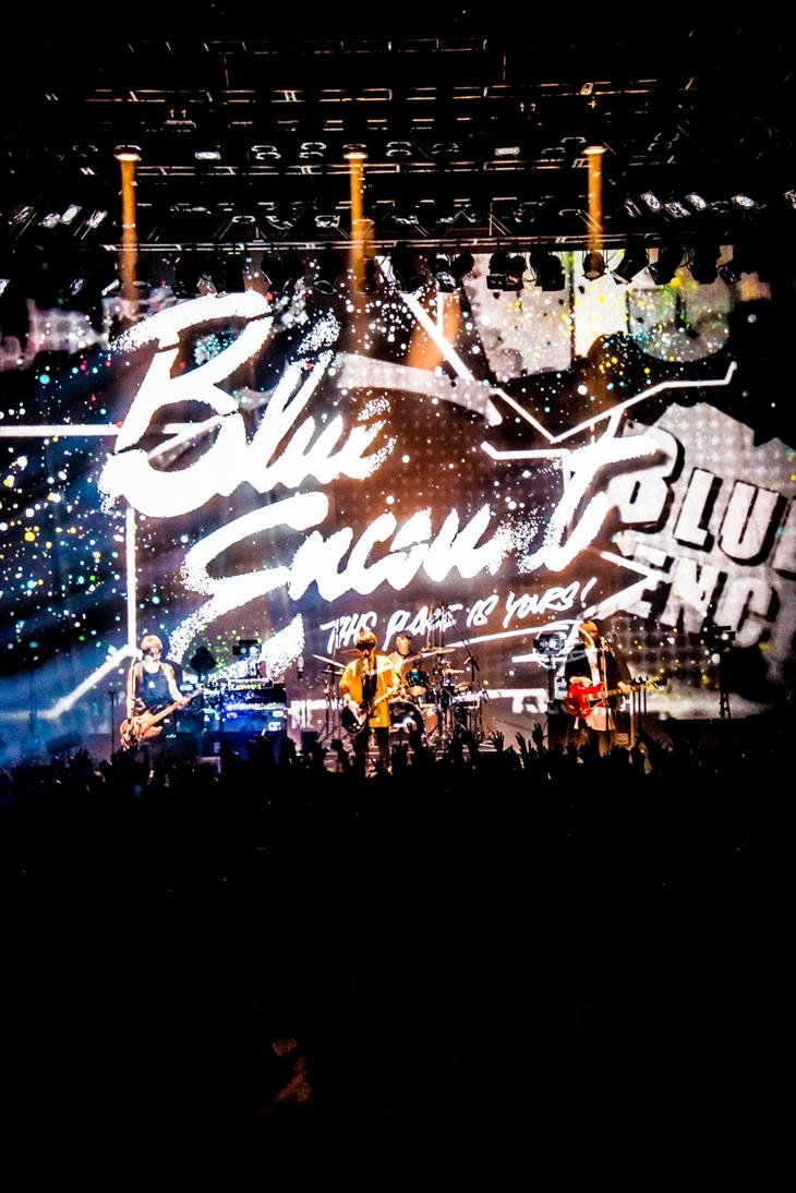 BLUE ENCOUNT(撮影=浜野カズシ)