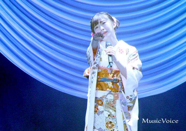 岩佐美咲のステージで感じた歌唱力の高さ、演歌歌手の底力を実感