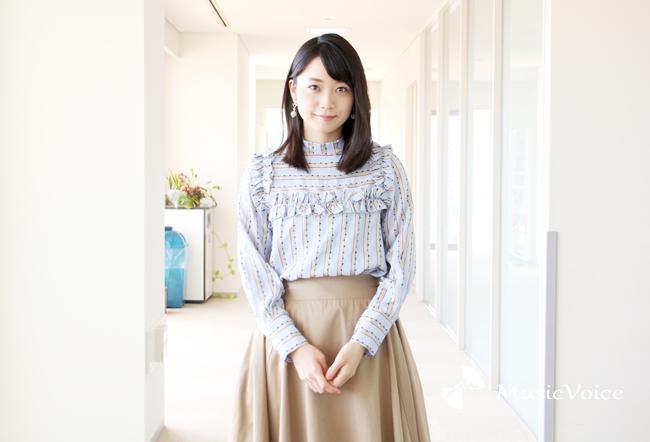 深川麻衣/静岡朝日テレビにて(撮影=木村陽仁)