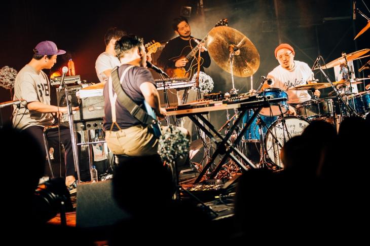Yasei Collective(撮影=Kana Tarumi)