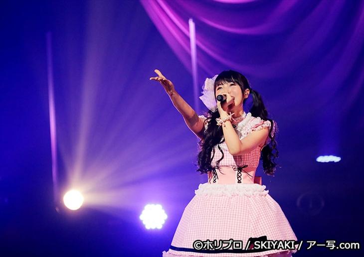 『Concept Concert 2018「millefeuille harmony」』をおこなった山崎エリイ(写真提供=アー写.com(R) )