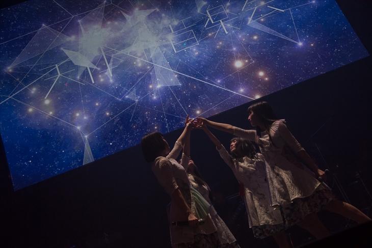 主催ライブイベント『天体の音楽会』を開催したsora tob sakana