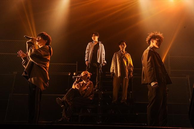 『FlowBack LIVE TOUR 2018 「I AM」』の最終公演をおこなったFlowBack