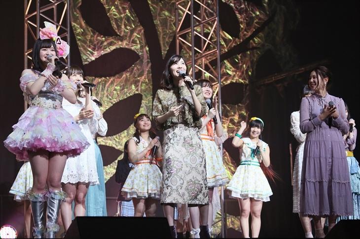 冠番組『SKE48がひとっ風呂浴びさせて頂きます!』が放送されるSKE48