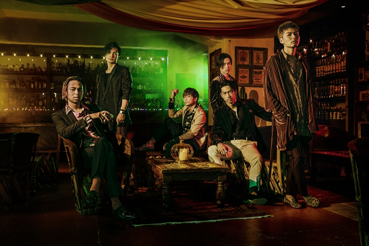 『Highway Star』をリリースするEXILE THE SECOND