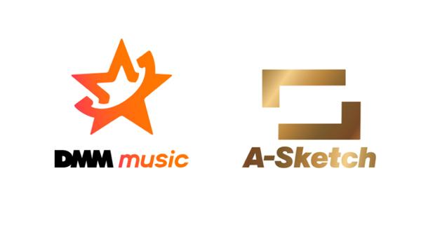 DMM musicとA-Sketch