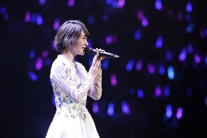 生駒里奈・卒業コンサート。序盤