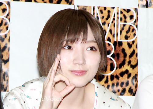 速報32位のNMB太田夢莉「顔だけ総選挙」ではAKBグループでトップ