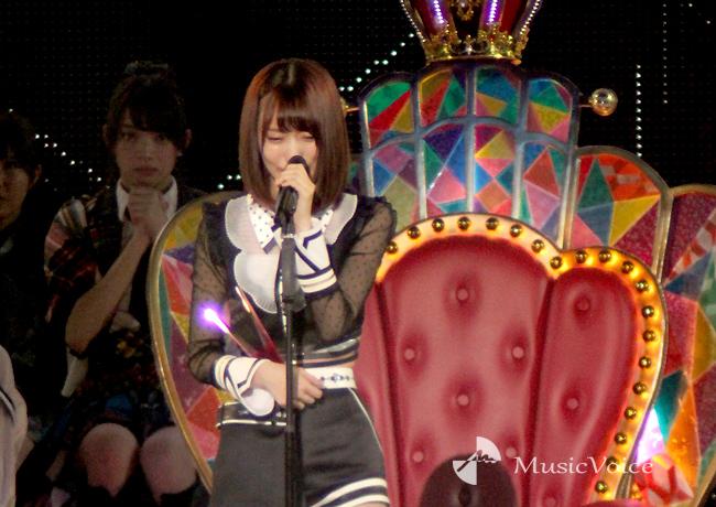 HKT48宮脇咲良1位届かず3位「さっしーごめんね」涙