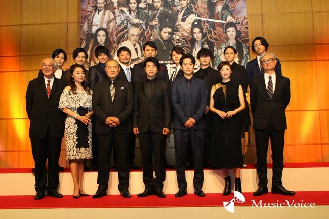 上川隆也、堤幸彦舞台「魔界転生」で覚悟示す「ムチャクチャに」