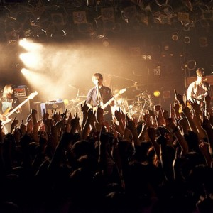 <写真>東名阪ツアー「光蘚」追加公演を行ったBase Ball Bear