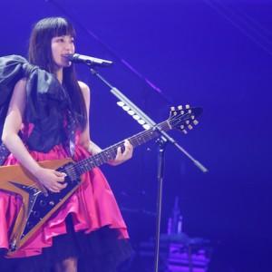 <写真>念願の代々木第一でのライブにmiwaは「すごく嬉しい」