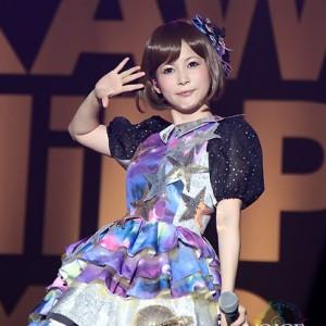 KAWAii!! NiPPON EXPOで熱唱した中川翔子<2>
