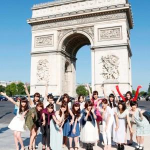 乃木坂46が仏パリで初の海外ライブ、現地ファンから喝采<4>