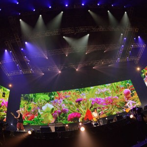 BUMP OF CHICKENが初の東京ドームで熱唱<2>