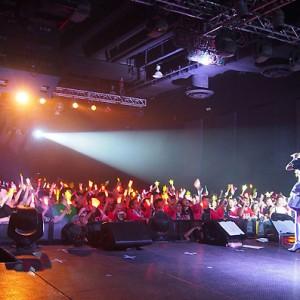 中川翔子が3年連続の香港ライブ<2>