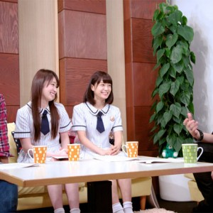 Kと乃木坂46がMCの番組8月度配信(2014年8月8日)