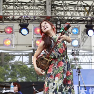 情熱大陸フェス東京公演・上間綾乃(2014年8月9日)