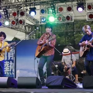 情熱大陸フェス東京公演・DEPAPEPE(2014年8月9日)