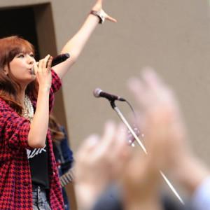 【写真】西内まりや、東京ドームシティでライブ3(2014年9月7日)