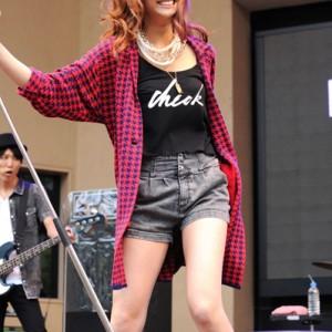 【写真】西内まりや、東京ドームシティでライブ2(2014年9月7日)