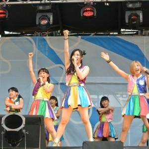 【写真】Cheeky Paradeの夏はまだまだこれから1(2014年9月9日)