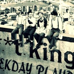 【写真】s**t kingzの日本公演チケット完売(2014年9月11日)