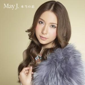 【写真】May J.の新曲が日別で初のトップ10入り( 2014年9月12日)