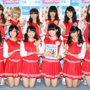 【写真】SUPER☆GiRLSが最新写真集の発売記念イベント(2014年9月15日)