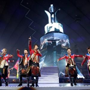 【写真】EXILE一族がドームツアー開催2(2014年9月27日)