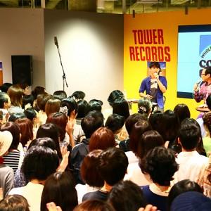 【写真】寺岡呼人がさだまさしとトーク(2014年9月28日)