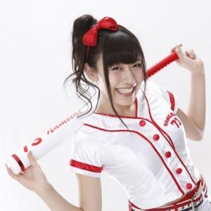 【写真】遊技アイドル・ホームランなみちが5カ月連続リリース(2014年10月10日)