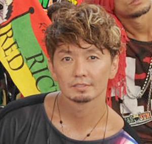[写真]湘南乃風のSHOCK EYEに次男誕生