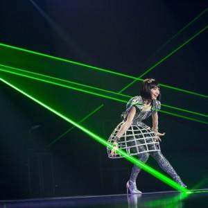 [写真]アイドル二階堂ふみ初ライブで圧巻のパフォ2