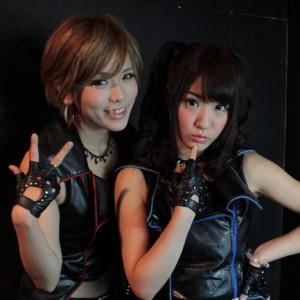 [写真]AMiE生誕イベントに出演したSplash!