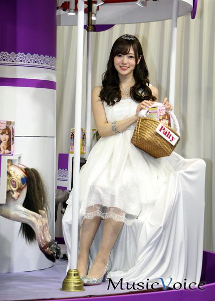 乃木坂46白石麻衣「お姫様になった気分」