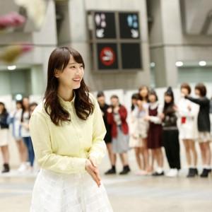 [写真]松井玲奈が兼任解除でセレモニー