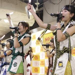 [写真]アプガが新宿でインストアライブ(10)