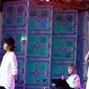 [写真]miwaステージにハジ→(3)