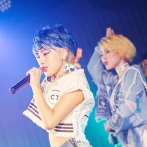 [写真]color-codeがデビュー1周年ライブ(2)