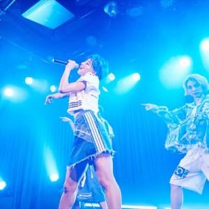 [写真]color-codeがデビュー1周年ライブ(4)