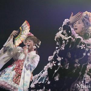 [写真]小林幸子が中川翔子のライブに登場(1)