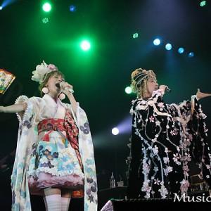 [写真]小林幸子が中川翔子のライブに登場(3)