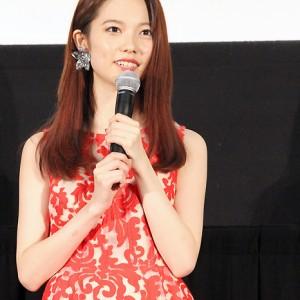 [写真]ぱるる「劇場霊」ジャパンプレミア出席(2)