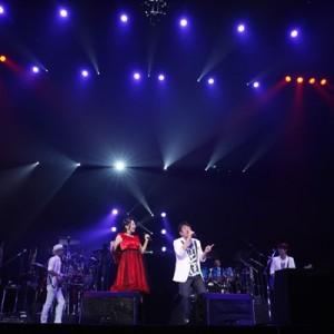 TUBEがツアー最終で広瀬香美と共演【1】