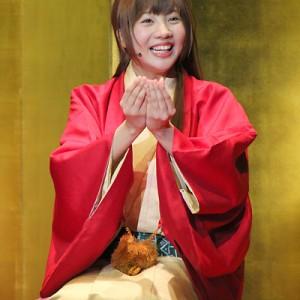 乃木坂46舞台初日で公開ゲネプロで演技する能條愛未