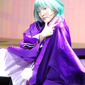 乃木坂46舞台初日の公開ゲネプロで演技する生駒里奈